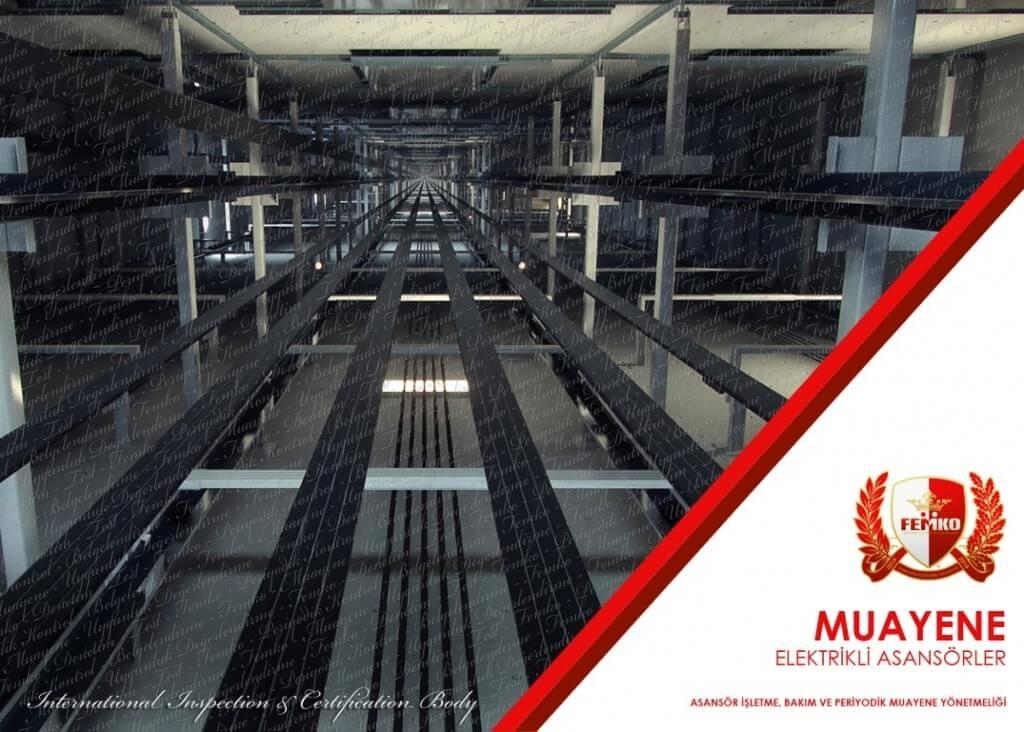 Elektrikli Asansör Periyodik Kontrol ve Muayene
