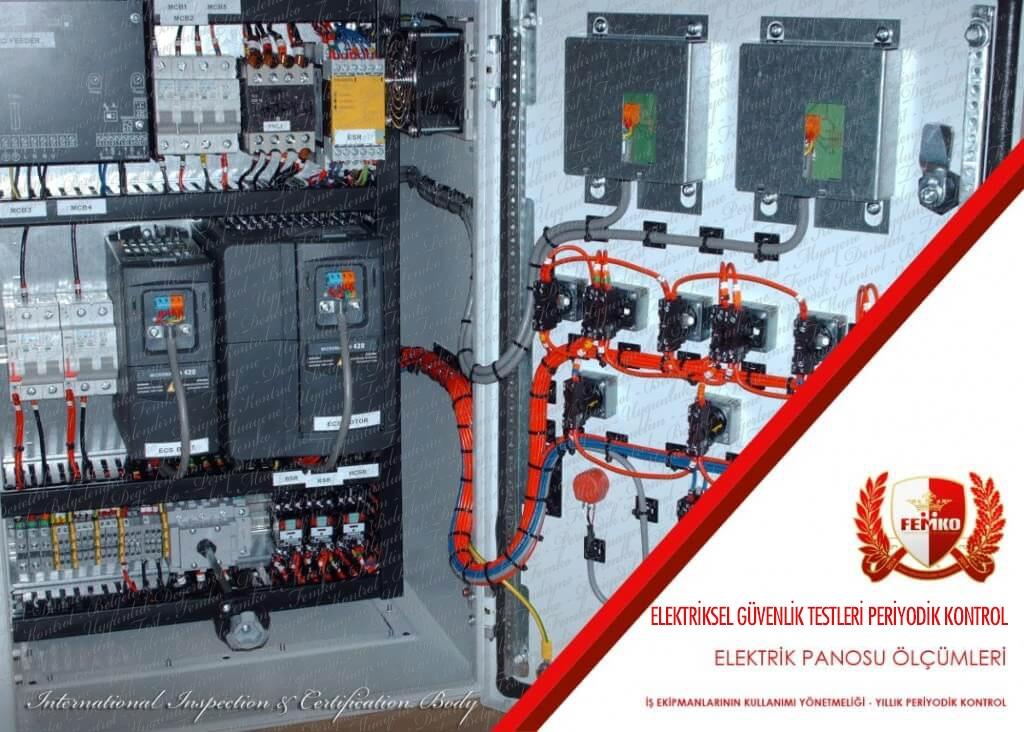 Elektriksel Güvenlik Testleri ve Periyodik Kontrol