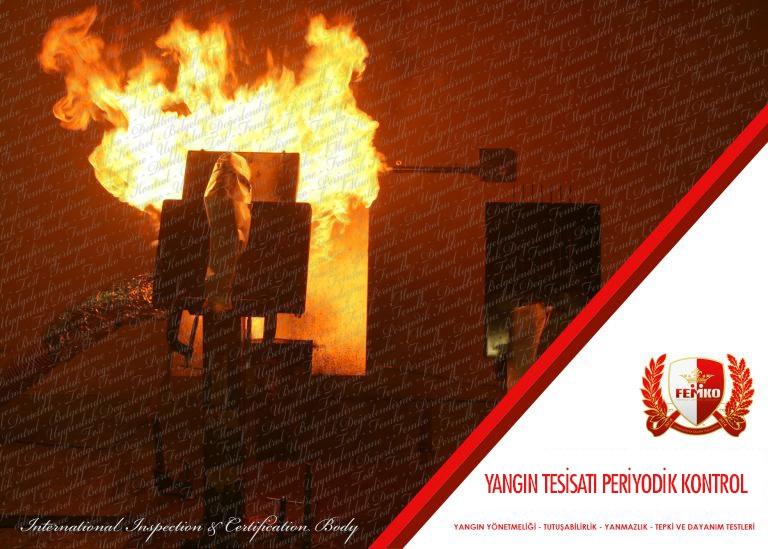 Yangın Tesisatı Periyodik Kontrol