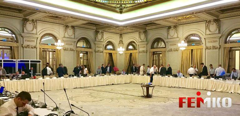Avrupa Komisyonu Tarafından 39. Asansör NB Grup Toplantısı Yapıldı